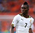 Atsu magic sends Ghana through