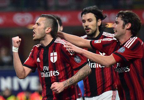 Serie A: Milan 3-1 Parma