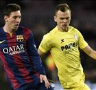 Messi better on the wing - Luis Enrique