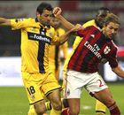 AC Milan Libas Parma