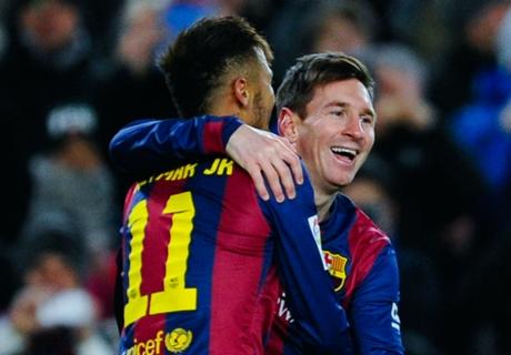 Barcelona Bites Back
