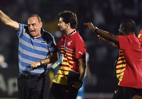 Ghana have improved tremendously - Grant