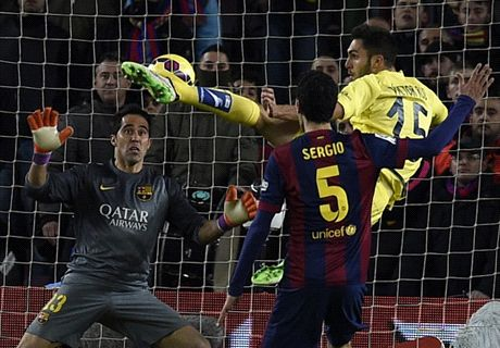 Messi makes up for Barca's leaky defence