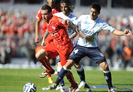 EN VIVO: Independiente 0-0 Racing