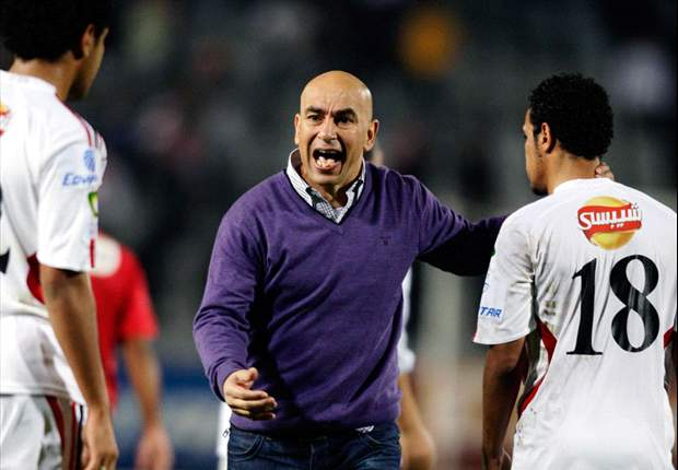 Zamalek Coach Pleased With Players Despite Goalless Draw