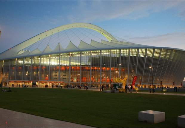 Moses Mabhida is the venue for Chiefs' next Caf Champions League game
