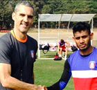 Nabi signs for Bharat FC