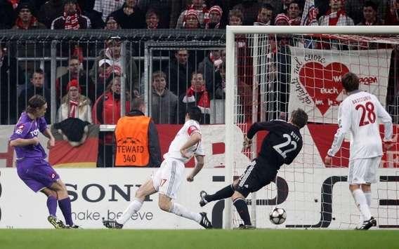 Champions League: Bayern Munich - AC Fiorentina, Per Kröldrup (Getty Images)