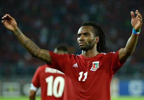 Meet Equatorial Guinea star Balboa