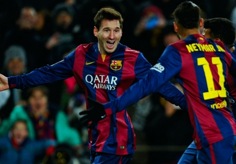 VIDEO: Messi, Benzema and La Liga stats