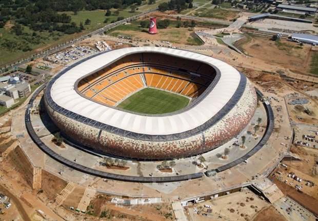 Johannesburg Gelar Pembukaan, Final Piala Afrika