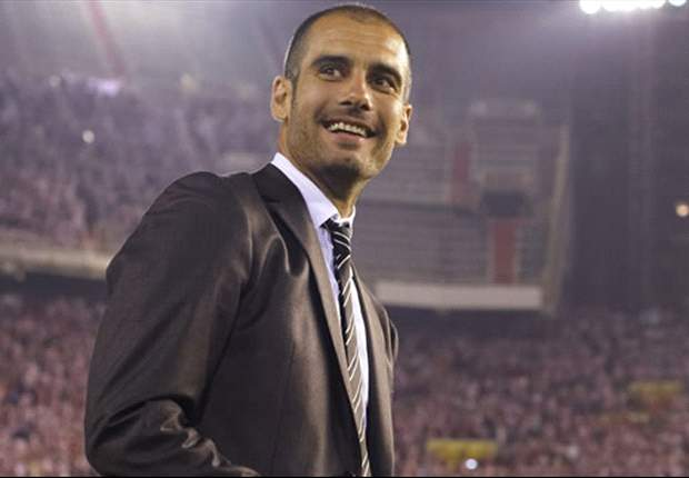 Barcelona Coach Pep Guardiola Delighted With Malaga Win
