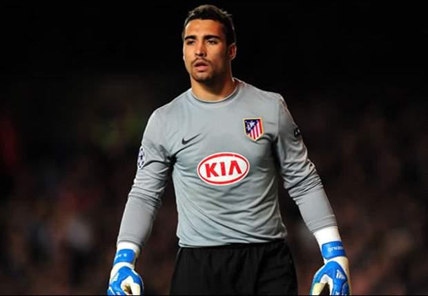 Asenjo pens new Atletico Madrid deal
