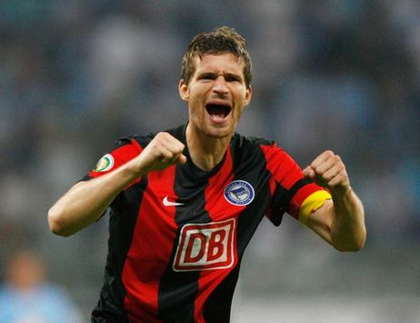 Arne Friedrich, Hertha BSC (Bongarts/Getty)