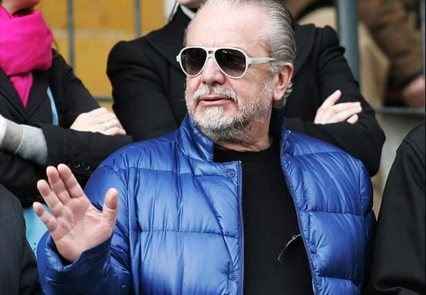 Neapel-Klubchef De Laurentiis: 55 Millionen Euro für Cavani abgelehnt