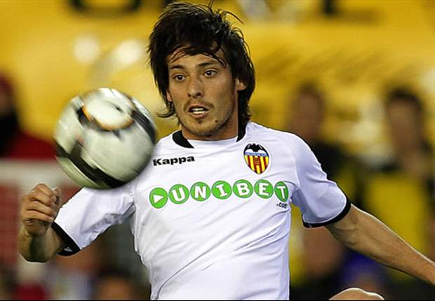 Manchester City Lining Up Moves For Valencia's David Silva And Barcelona's Yaya Toure - Report