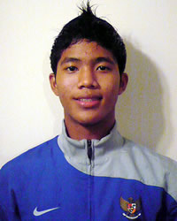 M. Arsyad, Indonesia International