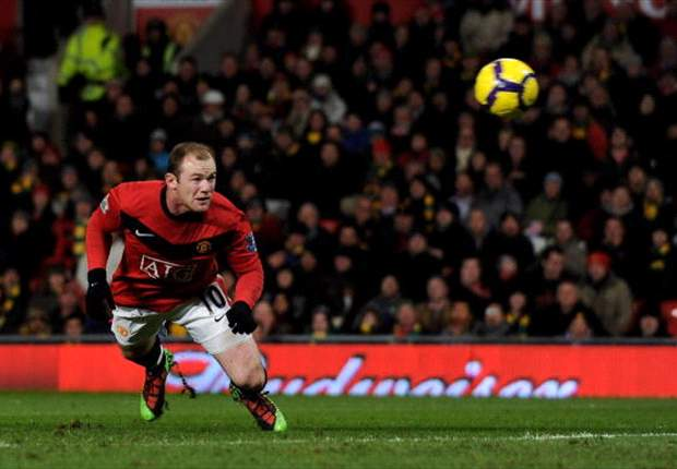 Manchester United 3-0 West Ham United: Wayne Rooney and Michael Owen secure comfortable victory for Red Devils