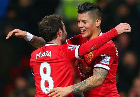 Player Ratings: Man Utd 3-0 Cambridge