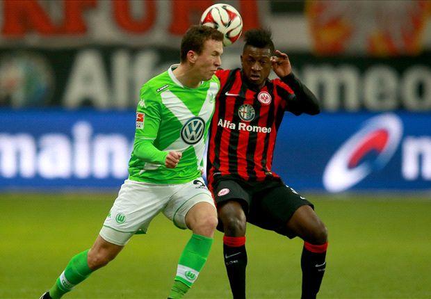 Kein Sieger beim Duell von Eintracht Frankfurt und dem VfL Wolfsburg