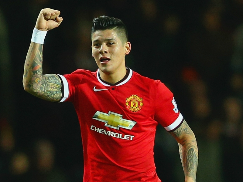 Rojo: Van Gaal will bring back trophies to Manchester United