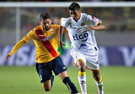 Empate entre Morelia y The Strongest