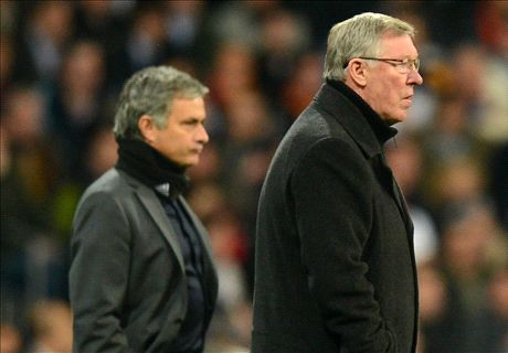 Ferguson Percaya Kualitas Mourinho
