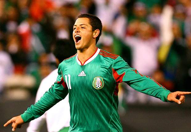 Mexico 2-1 North Korea: Hernandez Strikes Again