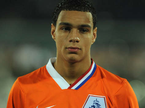 Gregory Van der Wiel - Holland (Getty Images)