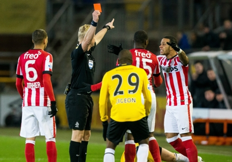 Watch Willems' record-breaking red