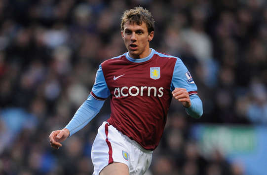 Stephen Warnock, Aston Villa (Getty Images)