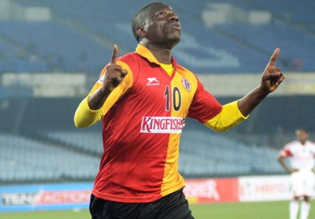REPORT: Dempo 1-5 East Bengal