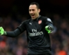 Ospina vows to keep starting role