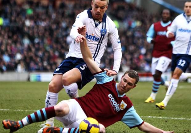 Burnley 1-2 Portsmouth: Pompey End Torrid Week With Victory At Turf Moor