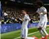 James y Marcelo, bajas ante el Legia