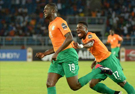 Player Ratings: DR Congo 1-3 Cote D'Ivoire