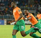 Ratings: DR Congo 1-3 Cote D'Ivoire