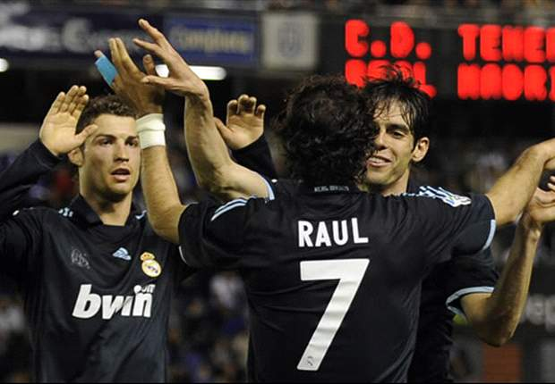 Real Madrid's Raul: Cristiano Ronaldo Is A True Leader