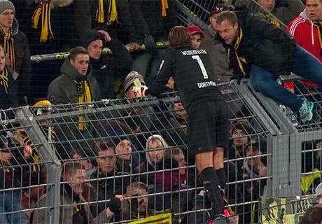 Increíble pedido de perdón del Dortmund