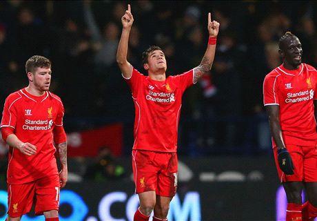 FA Cup, 16esimi - Liverpool agli ottavi