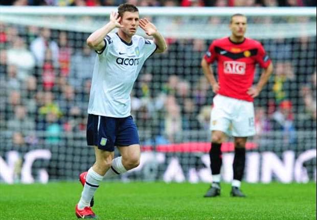 Martin O'Neill relishing return to Wembley with Aston Villa