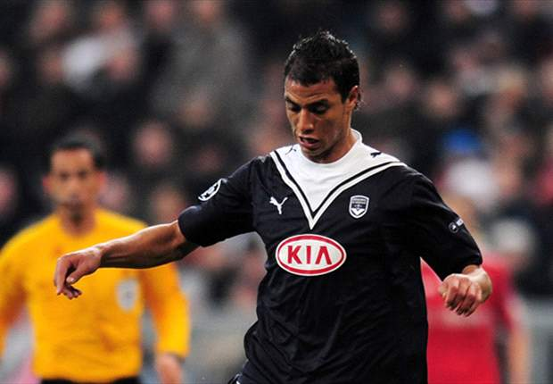 Arsenal Have Signed Marouane Chamakh Of Bordeaux Of A Free Transfer- Report