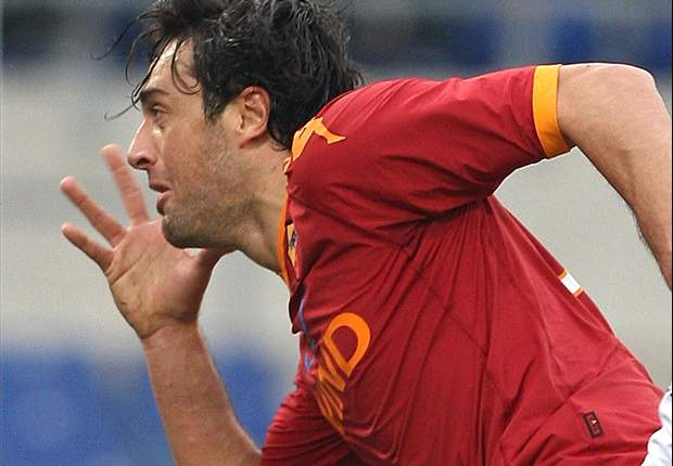 We Eagerly Await The Result Of Fiorentina-Inter - Roma Striker Luca Toni