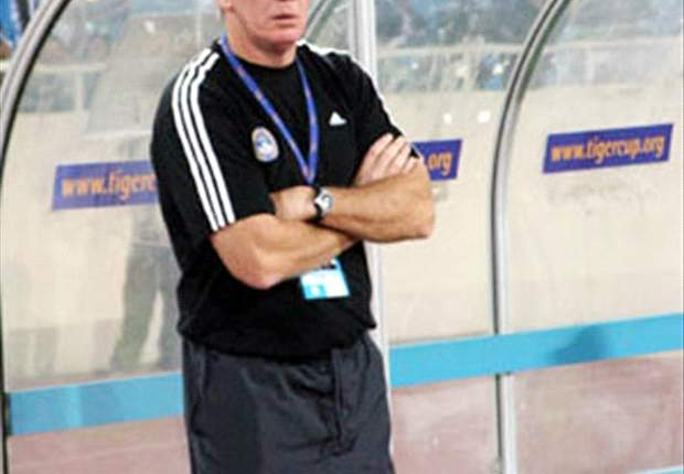 Agent denies Peter Withe link to Singapore national team job