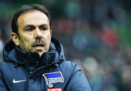 Hertha sack Luhukay