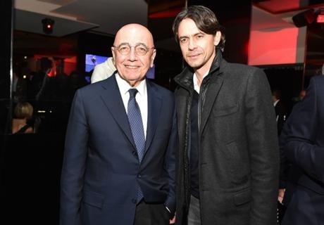 Galliani a Milanello: riunione con Pippo&co