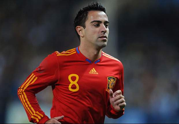 Spain midfielder Xavi confident that a similiar performance against Holland in the final will leave Spain the World Cup champions