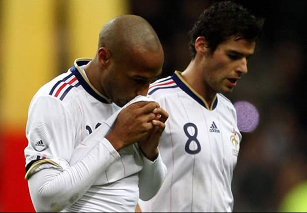 France's Thierry Henry: Spain Are Favourites For The World Cup