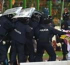 GALERI: Kerusuhan Di Piala Afrika