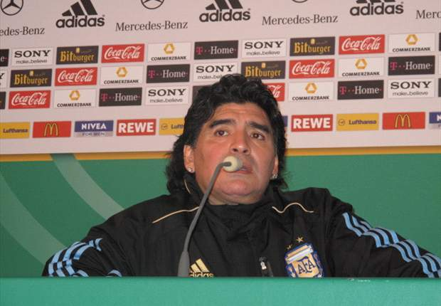 World Cup 2010: Argentina Squad - Maradona Announces Final 23-Man Roster
